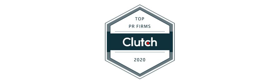 PR Formula вошла в список ведущих PR-компаний 2020 года по версии Clutch