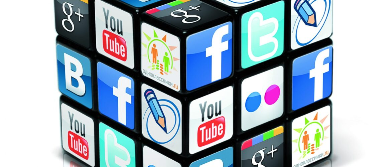 Connecting people. Топ-5 социальных сетей в России